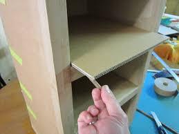 un tiroir en pas à pas cartonrecup