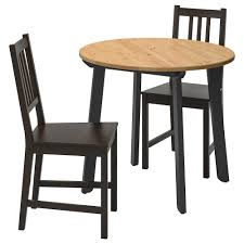 Table And 2 Chairs GAMLARED / STEFAN Light Antique Stain, Brown-black Sonoma Road Round Table With 4 Chairs Treviso 150cm Blake 3pc Dinette Set W By Sunset Trading Co At Rotmans C1854d X Chairs Lifestyle Fniture Fair North Carolina Brera Round Ding Table How To Find The Right Modern For Your Sistus Royaloak Coco Ding With Walnut Contempo Enka Budge Neverwet Hillside Medium Black And Tan Combo Cover C1860p Industrial Sam Levitz Bermex Pedestal Arch Weathered Oak Six