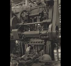 Ford Plant Stamping Press 1927 By Charles Sheeler