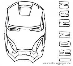 Epic Iron Man Coloring Page 19 With Additional Picture