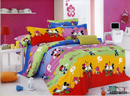 Bedroom Minnie Mouse Twin Size forter Delta Minnie Mouse