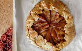 A Rustic Pear Galette Thats Super Easy To Make
