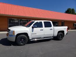 100 Used Chevy Truck For Sale 2013 Chevrolet Silverado 1500 LS Crew Cab Short Box 4WD