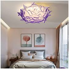 deckenleuchte led modern deckenleuchte acryl schlafzimmer
