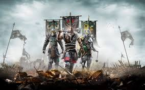 For Honor 2016 Game Wallpapers HD