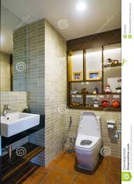 100 Small And Elegant Restroom Stock Photo Image Of Glass Design 42016038