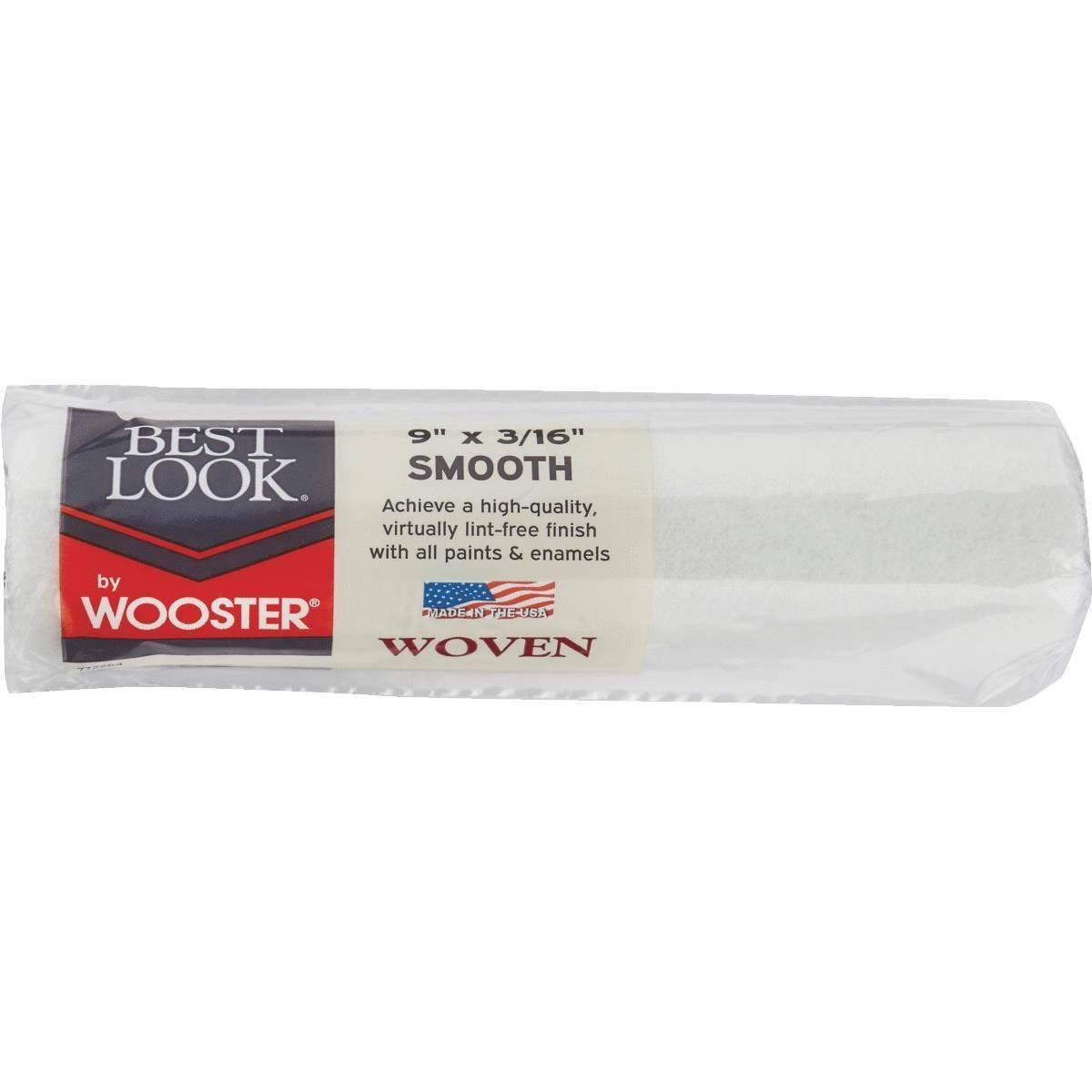 Best Look by Wooster Woven Fabric Roller Cover - DR461-9