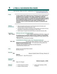 Nurse Educator Resume Objective Examples Fresh Experienced Rn