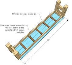 plans for wood bench seat how to build a amazing diy woodworking