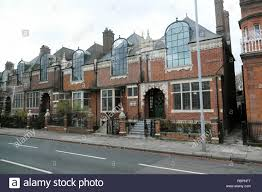 100 Century House Apartments 19th London Stock Photos 19th