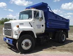 100 Single Axle Dump Trucks For Sale 1994 D LN9000 Single Axle Dump Truck Item 5440 SOLD