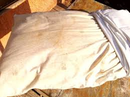 Mold on the pillow and on the pillow case Picture of Akha Hill