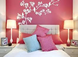 Wall Painting Bedroom Paint Designs For Photo Of Well