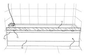 patent us20110258768 fun bath splash guard google patents