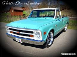 1968 Chevrolet Pickup For Sale   ClassicCars.com   CC-1068256 1968 Chevrolet Pickup For Sale Classiccarscom Cc1087923 Chevy Truck Has Remained In The Family Classic C10 Streetside Classics Nations Trusted W236 Kissimmee 2012 12ton Connors Motorcar Company Ck Sale Near Cadillac Michigan 49601 Tbar Trucks Barn Find Chevy Stepside 136310 Rk Motors Cars Shdown Auto Sales Drive Your Dream F106 Indy 2016 Gm Heritage Center Archive Trucks