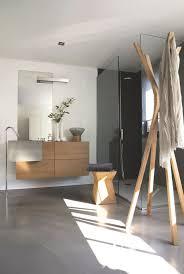 salle de bains déco zen bois nature côté maison