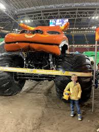 100 Monster Truck Lunch Box Jam Review Cardiff 2019 We Made This Life