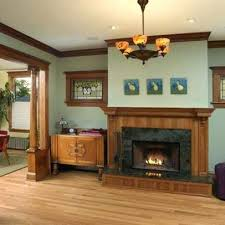 Living Room Colors With Wood Trim Best Ideas About Dark Beauteous Dining Paint