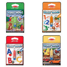 Melissa DougR Water Wow Coloring Book