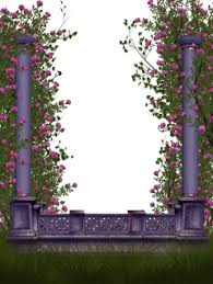 Ftestickers Flowers Balcony Window Alcove