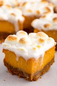 Healthy Pumpkin Desserts For Thanksgiving 17 easy sweet potato desserts best recipes for sweet potato