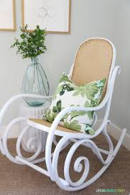 Cane Back Rocker Makeover: Shabby Chic! | Life On Virginia ... Antique Cane Seat And Back Rocking Chair Safavieh Aria Grey 1960s Boho Chic Thonet Style Bamboo Rattan Oak Winsome Kinder Fniture Vintage Bentwood At 1stdibs Black Classic Americana Windsor Rocker Wood With Hand Carved Vintage Oak Cane Rocker Porch Nursery Baby Shabby Chic Farmhouse Boho Bohemian Cottage Pictures On Carolina Cottage Asdea Yuksehat In The Of Michael Leather By La90843 Toddler Rattanfabric Rocking Chair