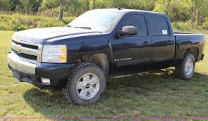 2007 Chevrolet Silverado 1500 Z71 Crew Cab Pickup Truck | It...