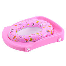 Pink Frog Potty Chair by Costzon 3 In 1 Baby Potty Seat Step Ladder Pink Ebay