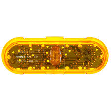 60 Series, Sequential Arrow, LED, Yellow Oval, 25 Diode, Auxiliary ... Super 60 Led Strobe 36 Diode Oval Red Class Ii Fit N Forget Truck Lite Model Wiring Diagram Buildabiz Me Incredible Meyers Trucklite Clear Backup Light And 26 Similar Items Series High Mounted Stop Emark 140mm 20led Trailer Tail Lights Amber Left Right Amazoncom Products Sealed 60204c Yellow 11 Side Turn Signal Meyer Circuit Symbols Oracle Double Row Tailgate Bar Lighting 60c Best Resource Putco 9200960 F150 Switchblade 092018 Solar Security