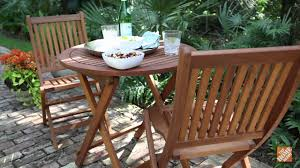 Slingback Patio Chairs Home Depot by How To Clean And Maintain Your Patio Furniture The Home Depot