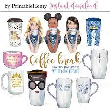 Clipart Description Starbucks Coffee Cup SVG File