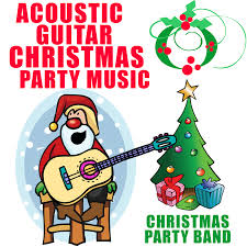 Acoustic Guitar Christmas Party Music YouTube