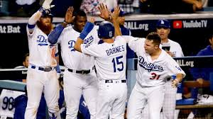 Los Angeles Dodgers Beat Houston Astros 3-1 In World Series Game 6 ... Austin Barnes Signed 11x14 Dodgers Photo Jsa Wp240926 July 23 2017 Los Angeles Youtube Review True Blue La Look To Rookies Andrew Toles Minor League 7 Rbis Lead Win In Sd Turner Hernandez Help Hold Off Diamondbacks 86 Boston Ends Wild Game With 10thning Walkoff Vs Astros World Series Infield Comparison Page 2 2016 Nlds Roster Charlie Culberson Josh Alchetron The Free Social Encyclopedia