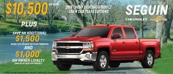 100 Chevy Truck Parts Catalog Free Seguin Chevrolet New Used Chevrolet Dealership Serving New