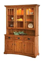 Mission Style Hutch Best China Cabinet Images On Oak Full Size Of Dining Room
