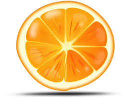 Orange Slice Clip Art at Clker vector clip art online