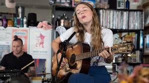 Maggie Rogers Tiny Desk Concert NPR