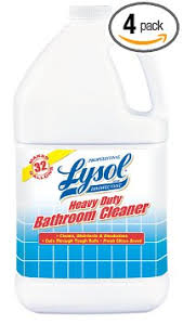 buy lysol power and free bathroom cleaner 22 ounce in cheap price