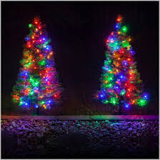 Outdoor Light Up Christmas Tree Outdoor Decorations 2 Walkway Pre