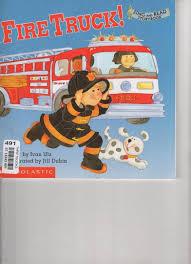 100 Fire Truck By Ivan Ulz Scholastic Paperback Book 1791312863
