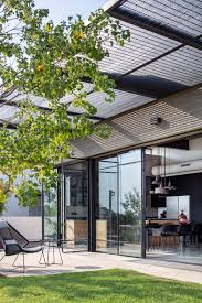 100 Jacobs Architects Yaniv Concrete Bare House Opens Out To A