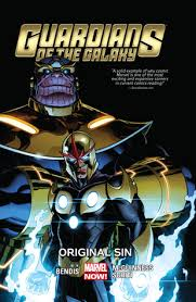 Guardians Of The Galaxy Volume 4 Original Sin By Brian Michael Bendis