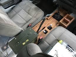 100 Center Consoles For Trucks XJ Homebrew Center Console With Ammo Box Me Jeep Jeep Xj Jeep