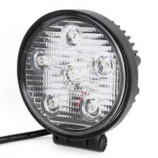 18W LED Work Light Spot Lamp Offroad Car Truck Boat ATV SUV 4WD 12V 24V 1pcs Ultra Bright Bar For Led Light Truck Work 20 Inch Dc12v 24v Led Truck Tail Light Bar Emergency Signal Work Yescomusa 24 120w 7d Led Spot Flood Combo Beam Ip68 100w Cree Lamp Trailer Off Road 4wd 27w 12v Fo End 11222018 252 Pm China Actortrucksuvuatv Offroad Yintatech 28 180w 2x Tractor Lights Worklight Lamp 4inch 18w 40w Nsl04b40w Trucklite 81335c 81 Series Pimeter Flush Mount 4x2 Trucklites Signalstat Line Now Offers White Auxiliary Lighting