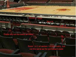 Cavs Floor Box Seats by Chicago Venue Guide Everything You Could Ever Want To Know About