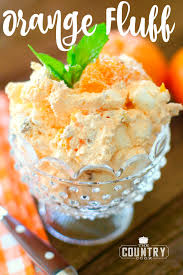 Pumpkin Fluff Weight Watchers Dessert Recipe by Weight Watchers Orange Fluff The Country Cook