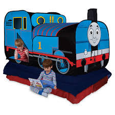 Thomas The Tank Engine Toddler Bed by Playhut