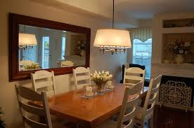 Chandelier Over Dining Room Table by What Type Of Chandelier Over Farmhouse Table