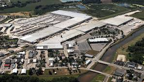 Aerial View Of The Arcadia WI Facility