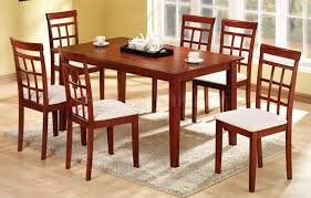Dining Chairs Cherry Finish